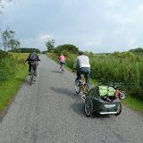 Cykeltur i den fynske natur