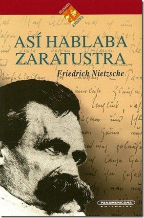 nietzsche zaratustra noe molina libros voces