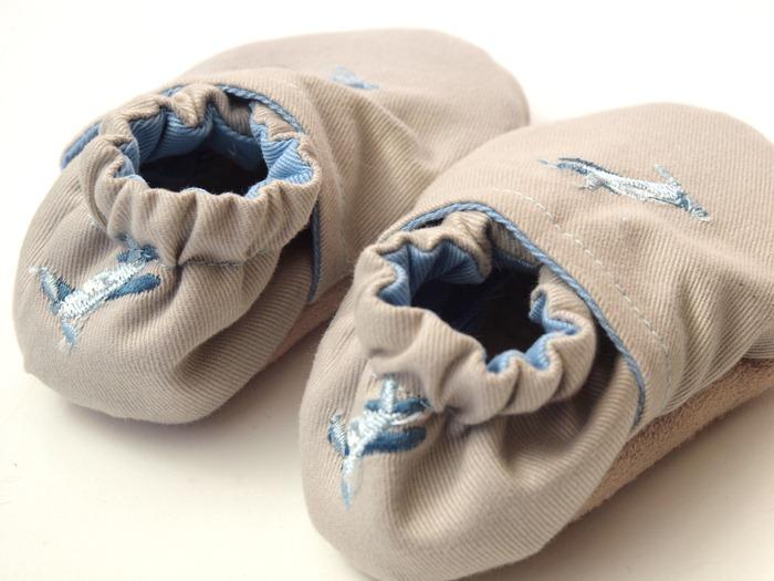 baby booties (2)