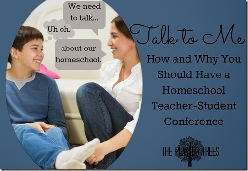 Talk to Me Homeschool Student Conference