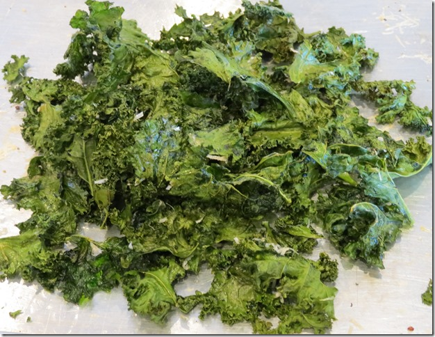 Perfect Kale Chips 2