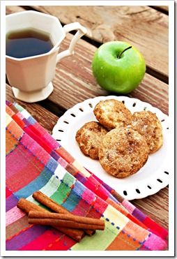 Apple Snickerdoodles