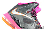 lebron10 floridians 21 web white The Showcase: Nike LeBron X Miami Floridians Throwback