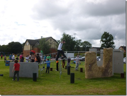 The Nantwich Freerunning Park 2