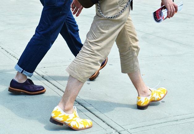 Street Style – Como Usar Sapatos Sem Meias (17)
