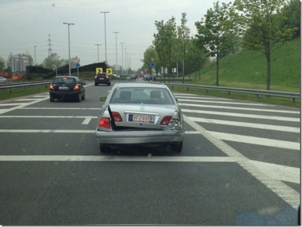 Imagens do trãnsito na Holanda (5)