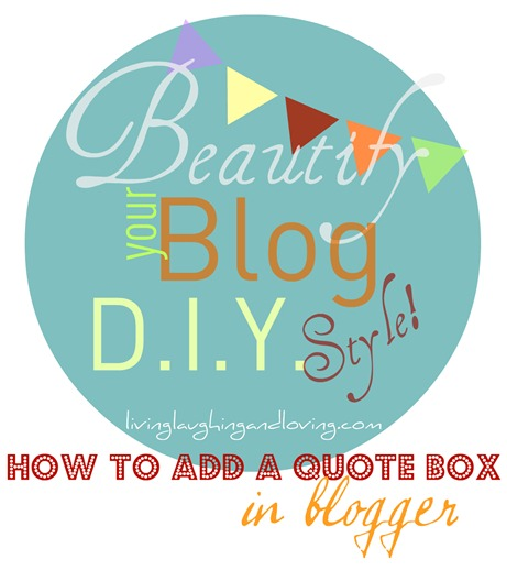 how to add a quote box