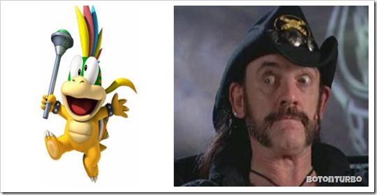 Lemmy Koopa (Lemmy Kilmister)