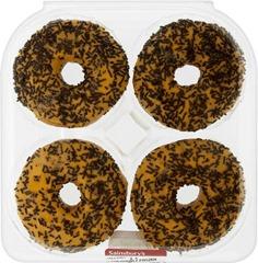 Sainsbury's Halloween Donuts
