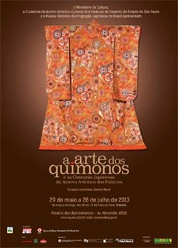 A Arte dos Quimonos e as Gravuras Japonesas