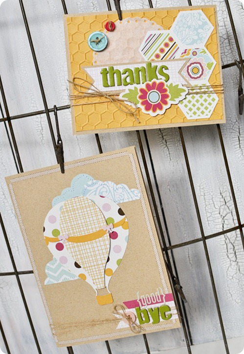 Time for spring cards