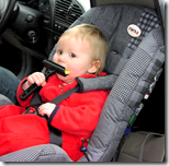 [child in car seat]