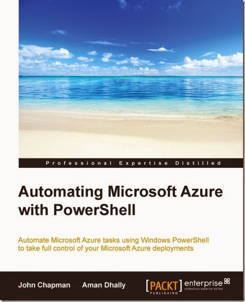 B03747_Automating Microsoft Azure with Powershell_cov