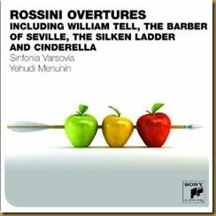 Rossini Oberturas Menuhin