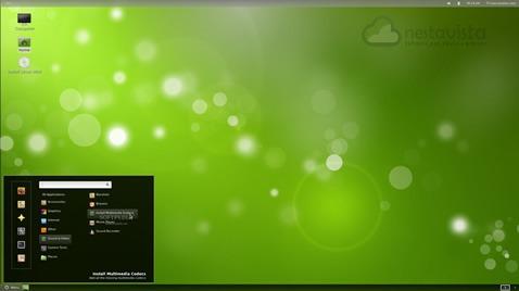 Linux Mint Home