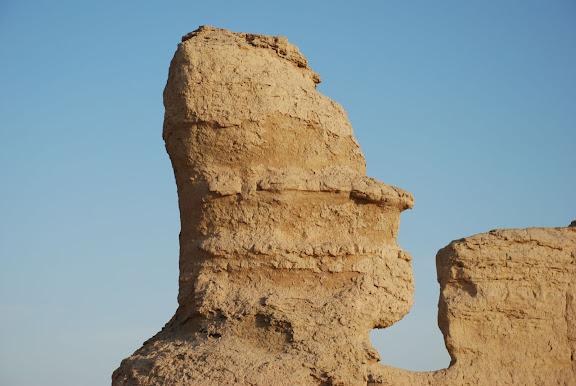 Turfan - Ruines de Jiaohe 21
