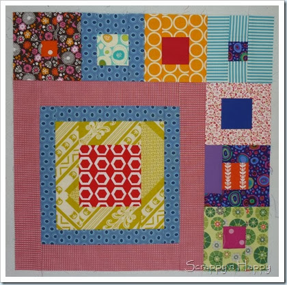 September bee block 2
