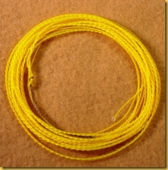 Tenkara Hi-Viz Yellow