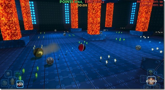 Marble Arena 2 freeware game (3)