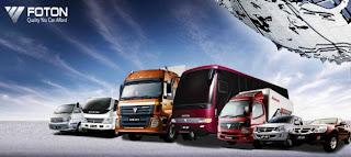 Groupe KIV : les camions Foton passent aux essais presse