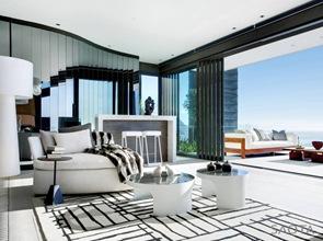 alfombras y sillones de diseño casa de lujo casa nettleton 199 saota