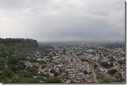gwalior 074 plateau fortifié dominant gwalior