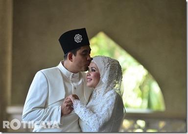 Gambar perkahwinan Shajiry Damery dan Yusnita Yusof 24