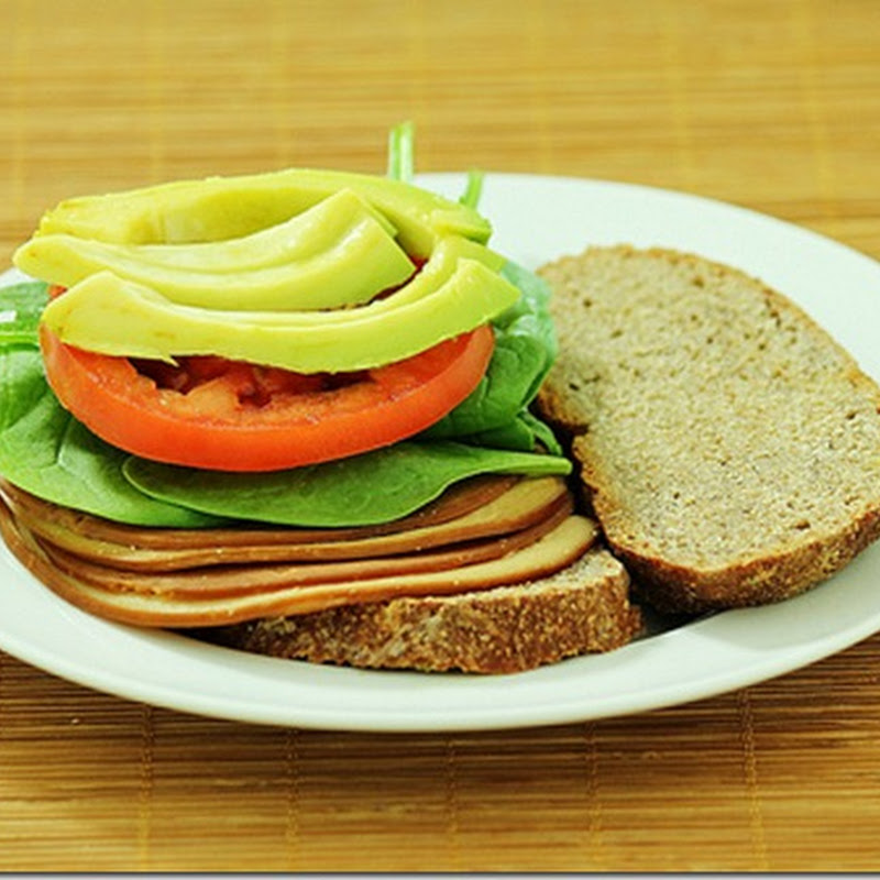 Vegan Sandwich - Kenny C