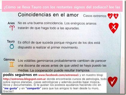 Tauro amor 1