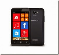 Snapdeal : Buy Karbonn Titanium Wind W4 Mobile at Rs.2949