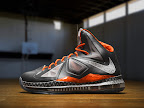 nike lebron 10 gr black history month 1 02 Release Reminder: Nike LeBron X Black History Month