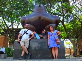 Botero en Medellín