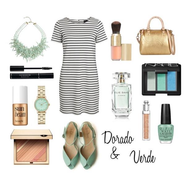 Dorado & Verde