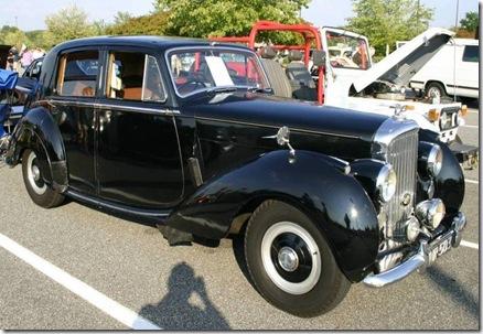 bentley 1952 Mark VI