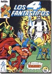P00016 - Los 4 Fantásticos v1 #16