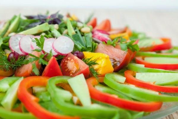Ăn chay - Ẩm thực chay - Nấu ăn chay - Người Áo Lam