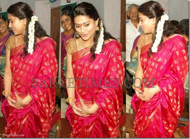 Sneha_Pink_Traditional_Saree