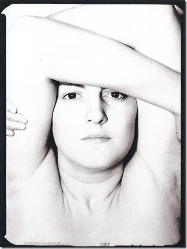 Harry Callahan_eleanor_1947
