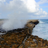 Powerful Ocean Waves At Devil's Bridge (Shot 12 of 14) - St. George's, Antigua