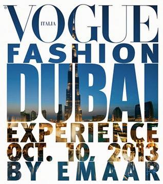 Logo - Vogue Fashion Dubai Experience
