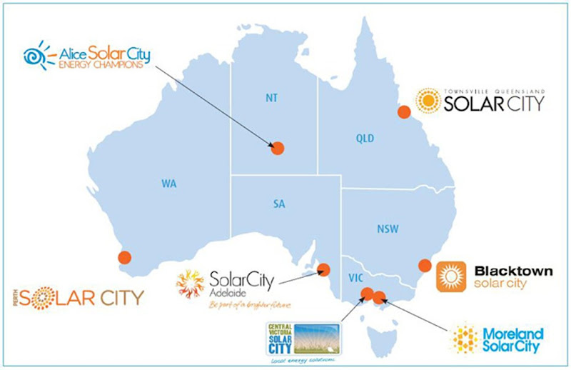 Solar-Cities-Map