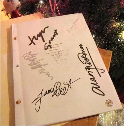 sense and sensibility autographed copy 1