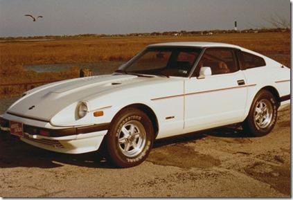 1983 280z datsun