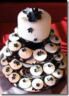 wedding cake dot name 2