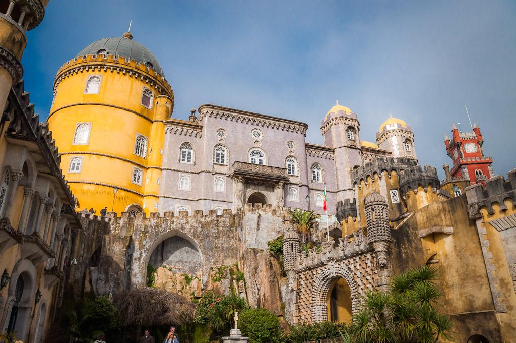 DSC 4063 Дворец Пена   летняя резиденция португальских монархов
