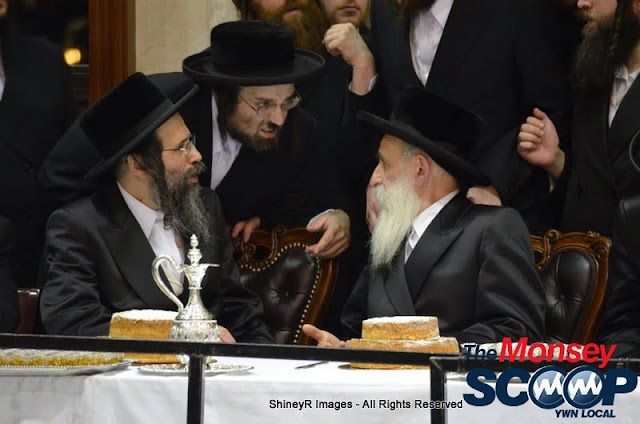 Lechaim For Daughter Of Satmar Rov Of Monsey - DSC_0143.JPG