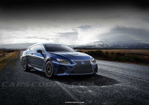 2015-Lexus-RC-F-Carscoops-Copyright-1