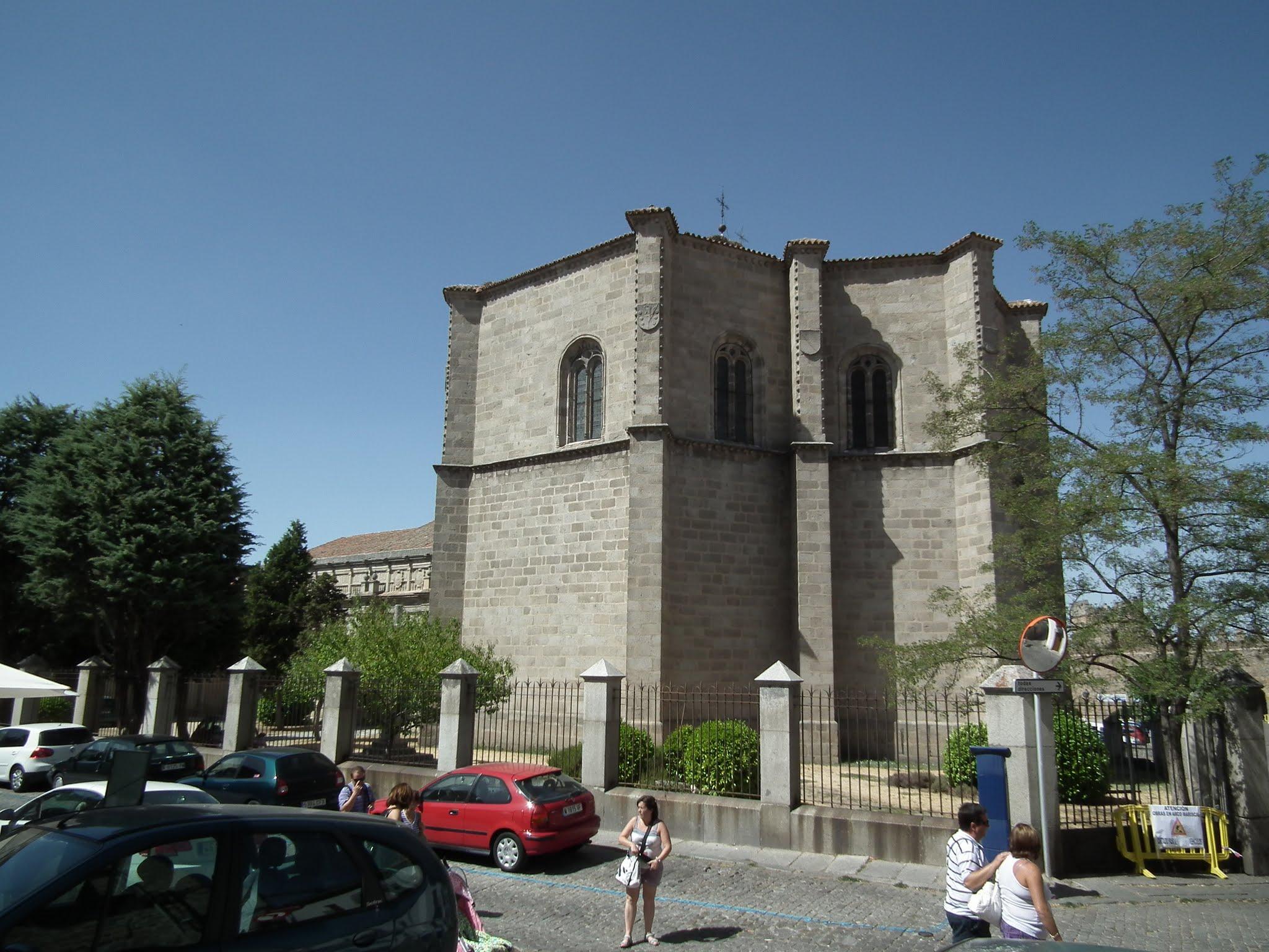 Avila. Guía de viajes y turismo.