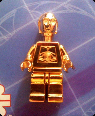gold c-3p0
