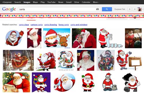 santa   Google Search